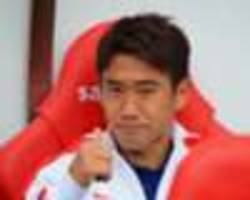 Dortmund set to seal Kagawa deal