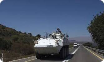 Syrian militants detain 43 UN peacekeepers in Golan Heights